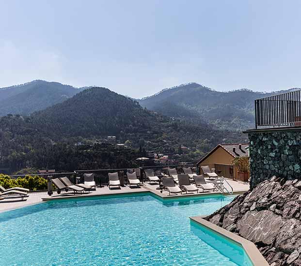Park Hotel Argento Levanto - 5 Lands
