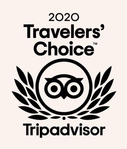 Lis: Tripadvisor travellers choice 2021