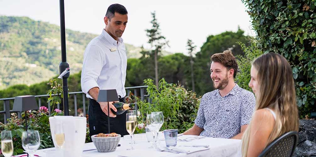 Restaurant Park Hotel Argento 4 étoiles