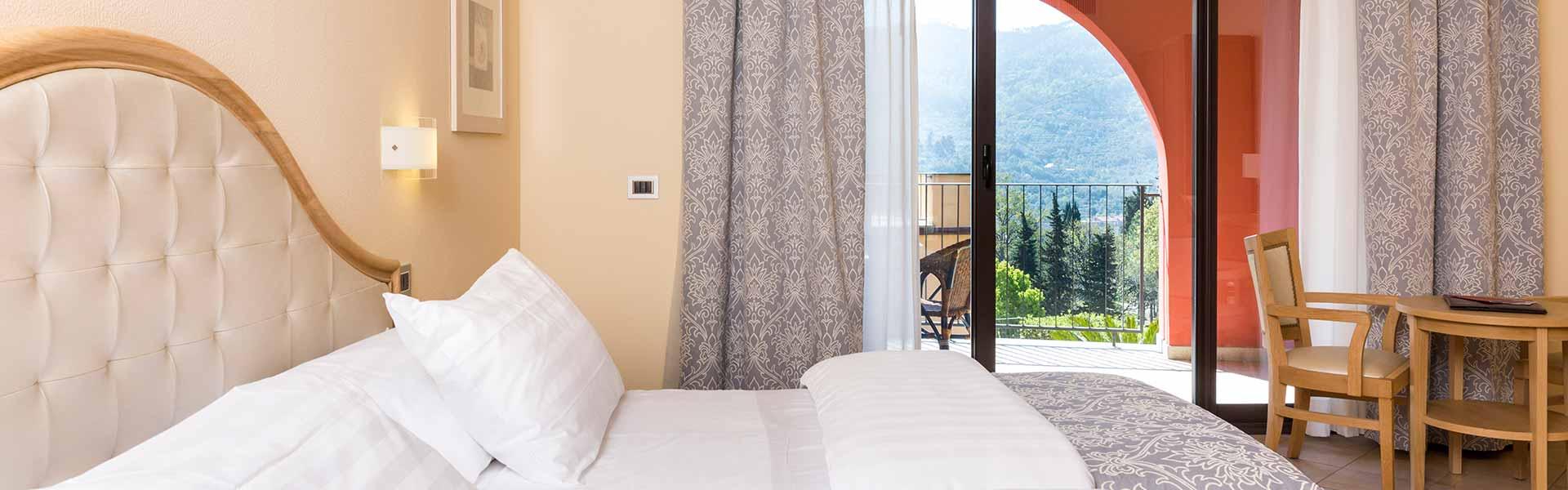 Doppelzimmer mit Balkon oder Loggia Park Hotel Argento Resort SPA Levanto