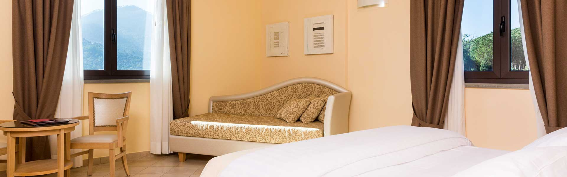 Double room without balcony by Park Hotel Argento Levanto