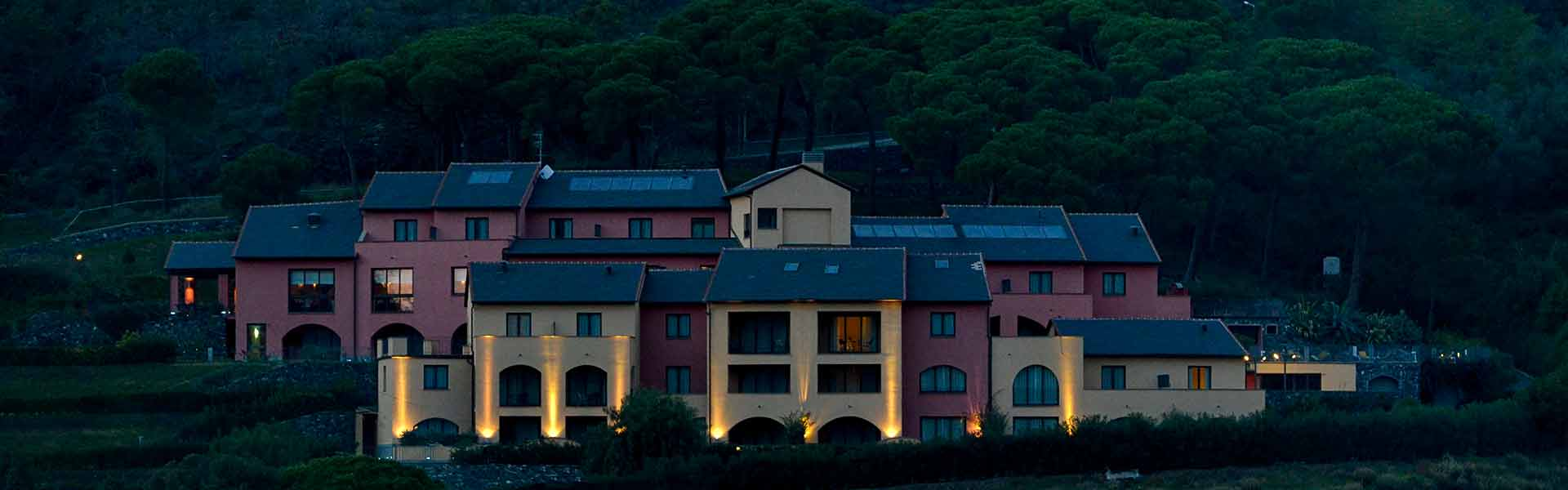 The history of Park Hotel Argento Resort SPA Levanto